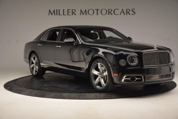 Used 2017 Bentley Mulsanne Speed for sale Sold at Bentley Greenwich in Greenwich CT 06830 11