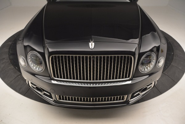 Used 2017 Bentley Mulsanne Speed for sale Sold at Bentley Greenwich in Greenwich CT 06830 13