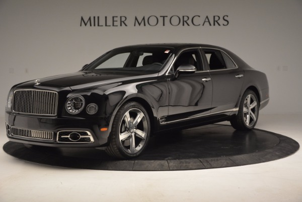 Used 2017 Bentley Mulsanne Speed for sale Sold at Bentley Greenwich in Greenwich CT 06830 2