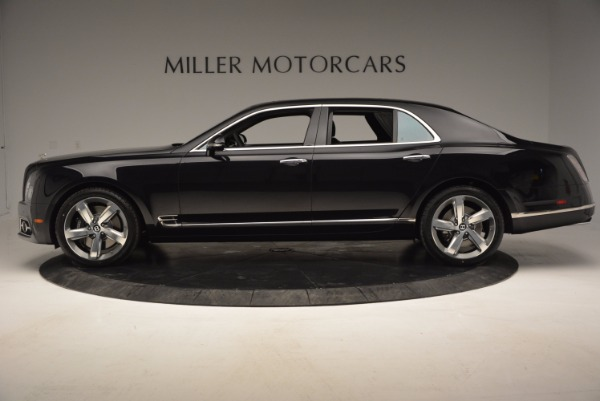 Used 2017 Bentley Mulsanne Speed for sale Sold at Bentley Greenwich in Greenwich CT 06830 3