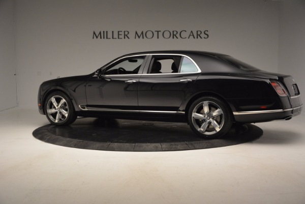 Used 2017 Bentley Mulsanne Speed for sale Sold at Bentley Greenwich in Greenwich CT 06830 4