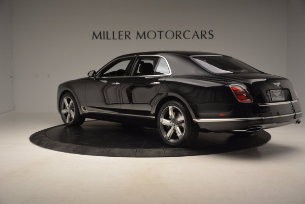 Used 2017 Bentley Mulsanne Speed for sale Sold at Bentley Greenwich in Greenwich CT 06830 5