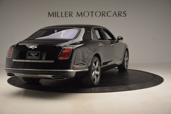 Used 2017 Bentley Mulsanne Speed for sale Sold at Bentley Greenwich in Greenwich CT 06830 7