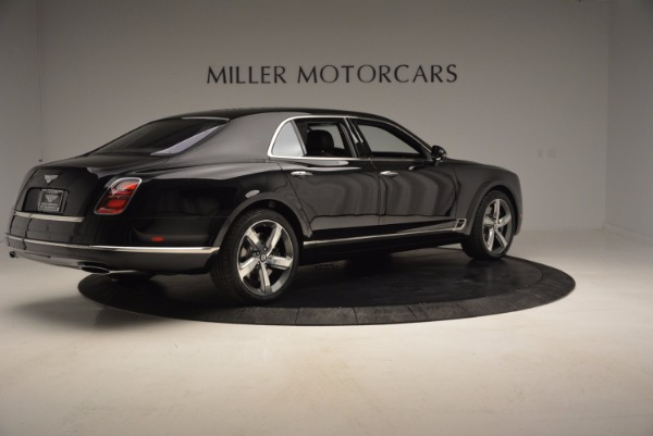 Used 2017 Bentley Mulsanne Speed for sale Sold at Bentley Greenwich in Greenwich CT 06830 8