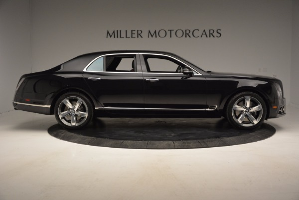 Used 2017 Bentley Mulsanne Speed for sale Sold at Bentley Greenwich in Greenwich CT 06830 9