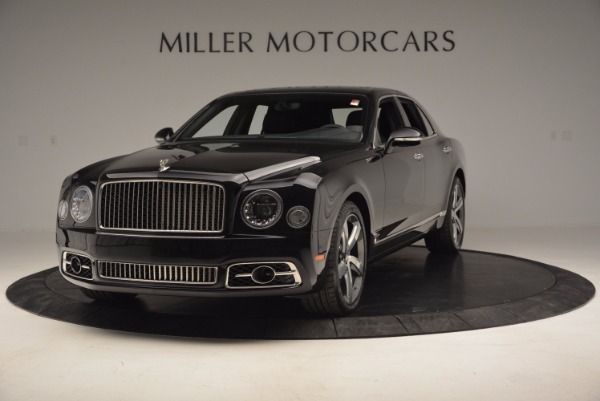 Used 2017 Bentley Mulsanne Speed for sale Sold at Bentley Greenwich in Greenwich CT 06830 1