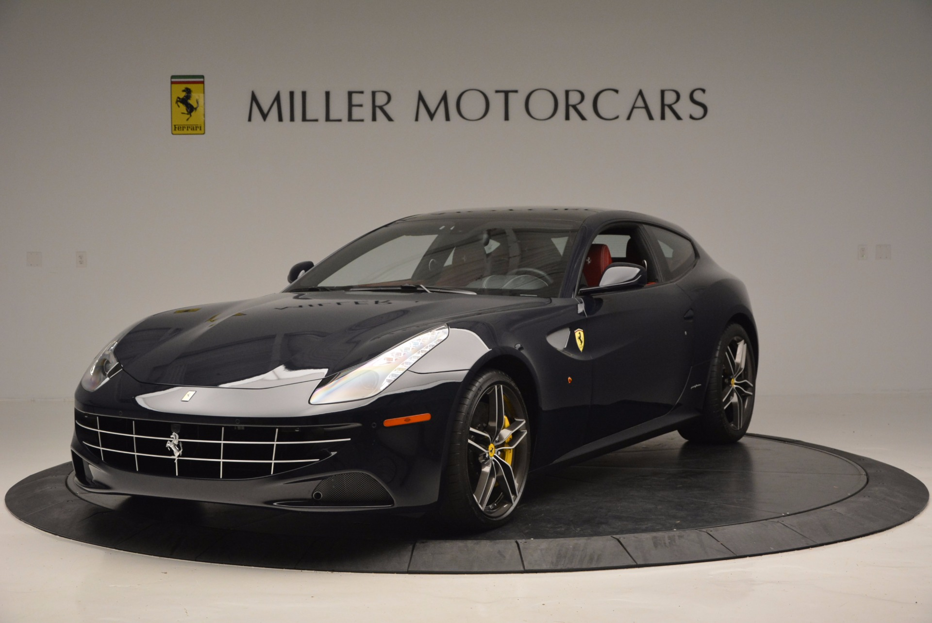 Used 2015 Ferrari FF for sale Sold at Bentley Greenwich in Greenwich CT 06830 1