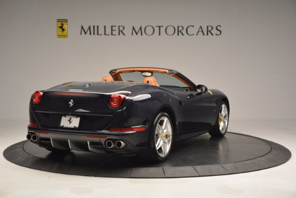Used 2015 Ferrari California T for sale Sold at Bentley Greenwich in Greenwich CT 06830 7