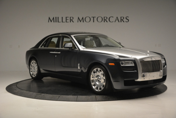 Used 2013 Rolls-Royce Ghost for sale Sold at Bentley Greenwich in Greenwich CT 06830 12