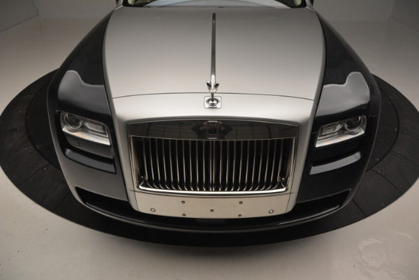 Used 2013 Rolls-Royce Ghost for sale Sold at Bentley Greenwich in Greenwich CT 06830 14