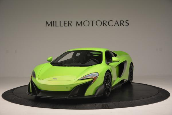 Used 2016 McLaren 675LT Coupe for sale $249,900 at Bentley Greenwich in Greenwich CT 06830 2