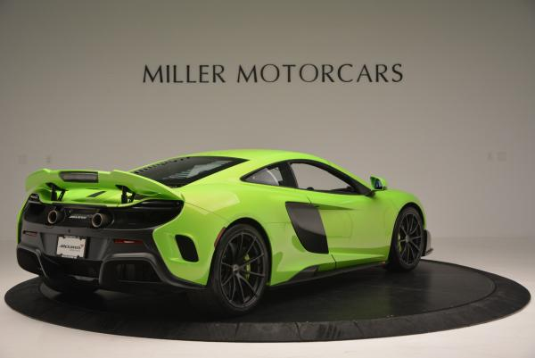 Used 2016 McLaren 675LT Coupe for sale $249,900 at Bentley Greenwich in Greenwich CT 06830 8