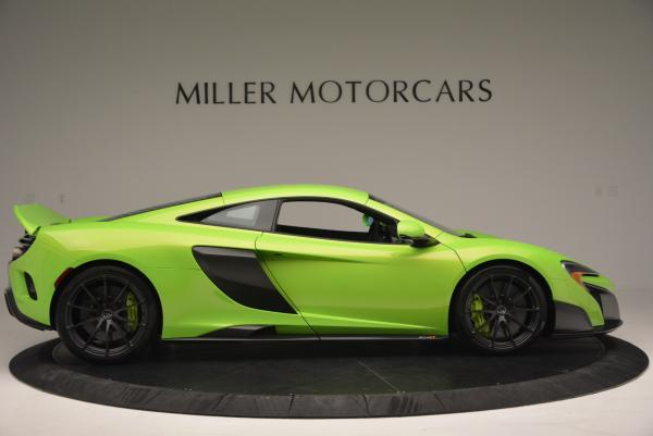 Used 2016 McLaren 675LT Coupe for sale $249,900 at Bentley Greenwich in Greenwich CT 06830 9