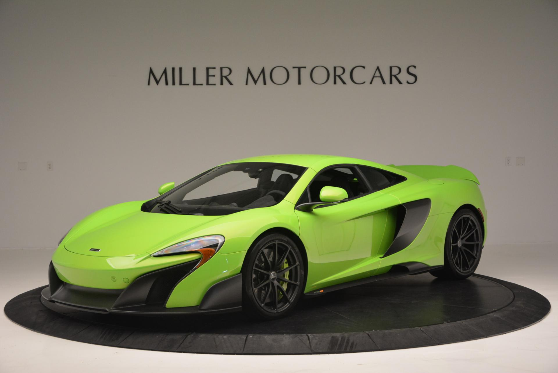 Used 2016 McLaren 675LT Coupe for sale $249,900 at Bentley Greenwich in Greenwich CT 06830 1