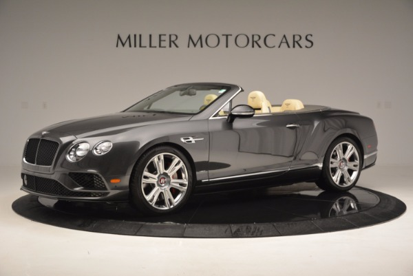 Used 2017 Bentley Continental GT V8 S for sale Sold at Bentley Greenwich in Greenwich CT 06830 2