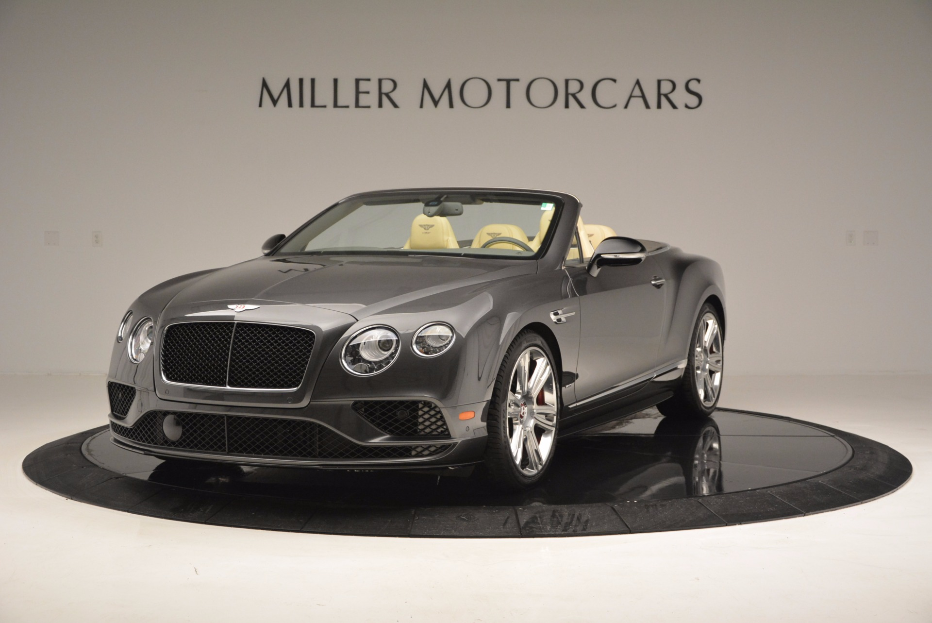 Used 2017 Bentley Continental GT V8 S for sale Sold at Bentley Greenwich in Greenwich CT 06830 1