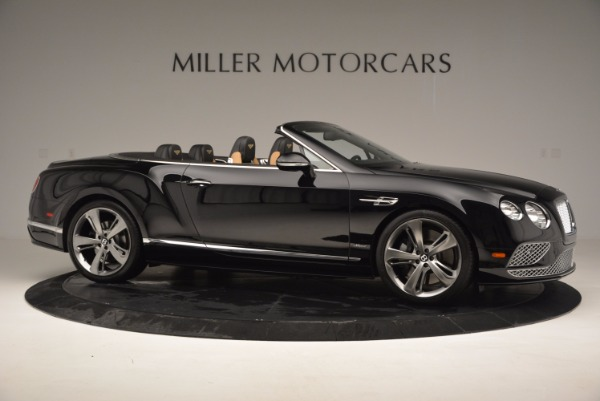 Used 2016 Bentley Continental GT Speed Convertible for sale Sold at Bentley Greenwich in Greenwich CT 06830 10