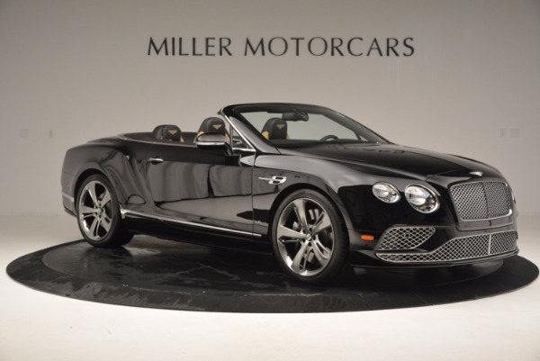 Used 2016 Bentley Continental GT Speed Convertible for sale Sold at Bentley Greenwich in Greenwich CT 06830 11