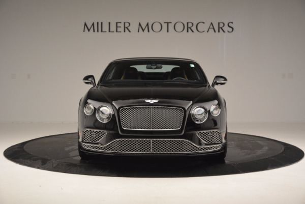 Used 2016 Bentley Continental GT Speed Convertible for sale Sold at Bentley Greenwich in Greenwich CT 06830 13