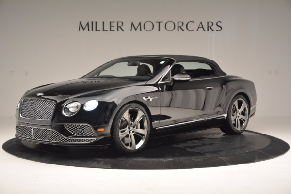 Used 2016 Bentley Continental GT Speed Convertible for sale Sold at Bentley Greenwich in Greenwich CT 06830 14