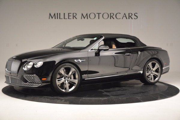 Used 2016 Bentley Continental GT Speed Convertible for sale Sold at Bentley Greenwich in Greenwich CT 06830 15