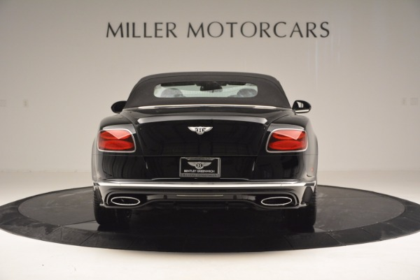 Used 2016 Bentley Continental GT Speed Convertible for sale Sold at Bentley Greenwich in Greenwich CT 06830 17