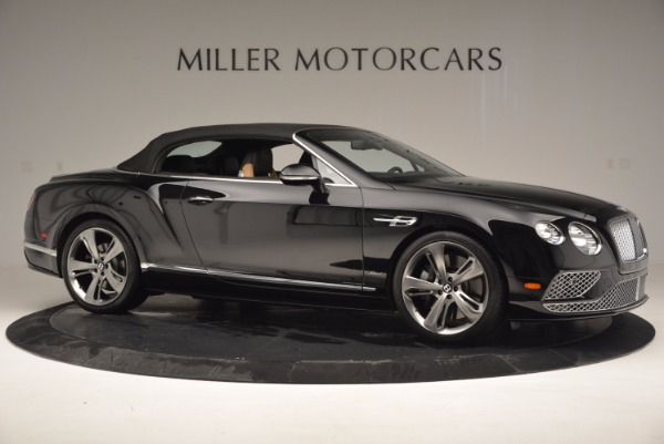 Used 2016 Bentley Continental GT Speed Convertible for sale Sold at Bentley Greenwich in Greenwich CT 06830 19