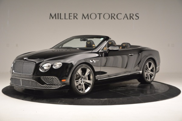 Used 2016 Bentley Continental GT Speed Convertible for sale Sold at Bentley Greenwich in Greenwich CT 06830 2