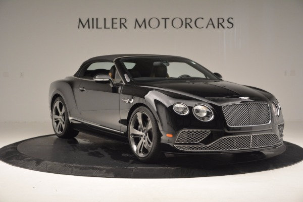 Used 2016 Bentley Continental GT Speed Convertible for sale Sold at Bentley Greenwich in Greenwich CT 06830 20