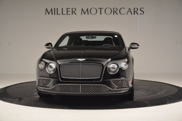 Used 2016 Bentley Continental GT Speed Convertible for sale Sold at Bentley Greenwich in Greenwich CT 06830 21