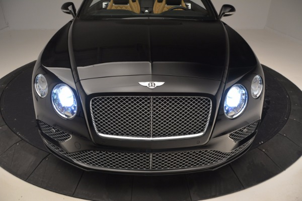Used 2016 Bentley Continental GT Speed Convertible for sale Sold at Bentley Greenwich in Greenwich CT 06830 22