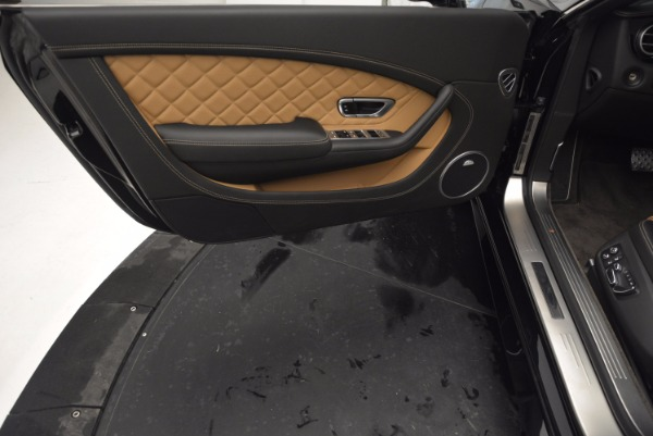 Used 2016 Bentley Continental GT Speed Convertible for sale Sold at Bentley Greenwich in Greenwich CT 06830 27