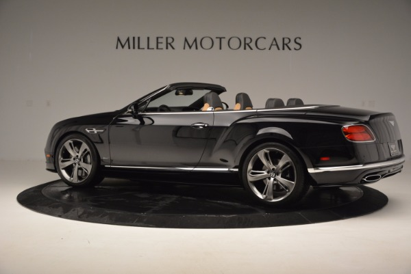 Used 2016 Bentley Continental GT Speed Convertible for sale Sold at Bentley Greenwich in Greenwich CT 06830 4