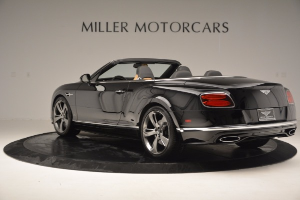 Used 2016 Bentley Continental GT Speed Convertible for sale Sold at Bentley Greenwich in Greenwich CT 06830 5