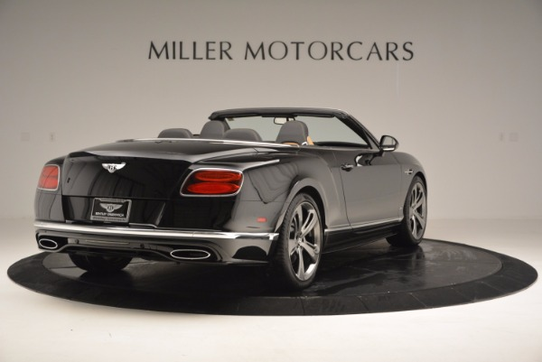 Used 2016 Bentley Continental GT Speed Convertible for sale Sold at Bentley Greenwich in Greenwich CT 06830 7