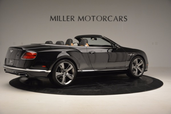 Used 2016 Bentley Continental GT Speed Convertible for sale Sold at Bentley Greenwich in Greenwich CT 06830 8