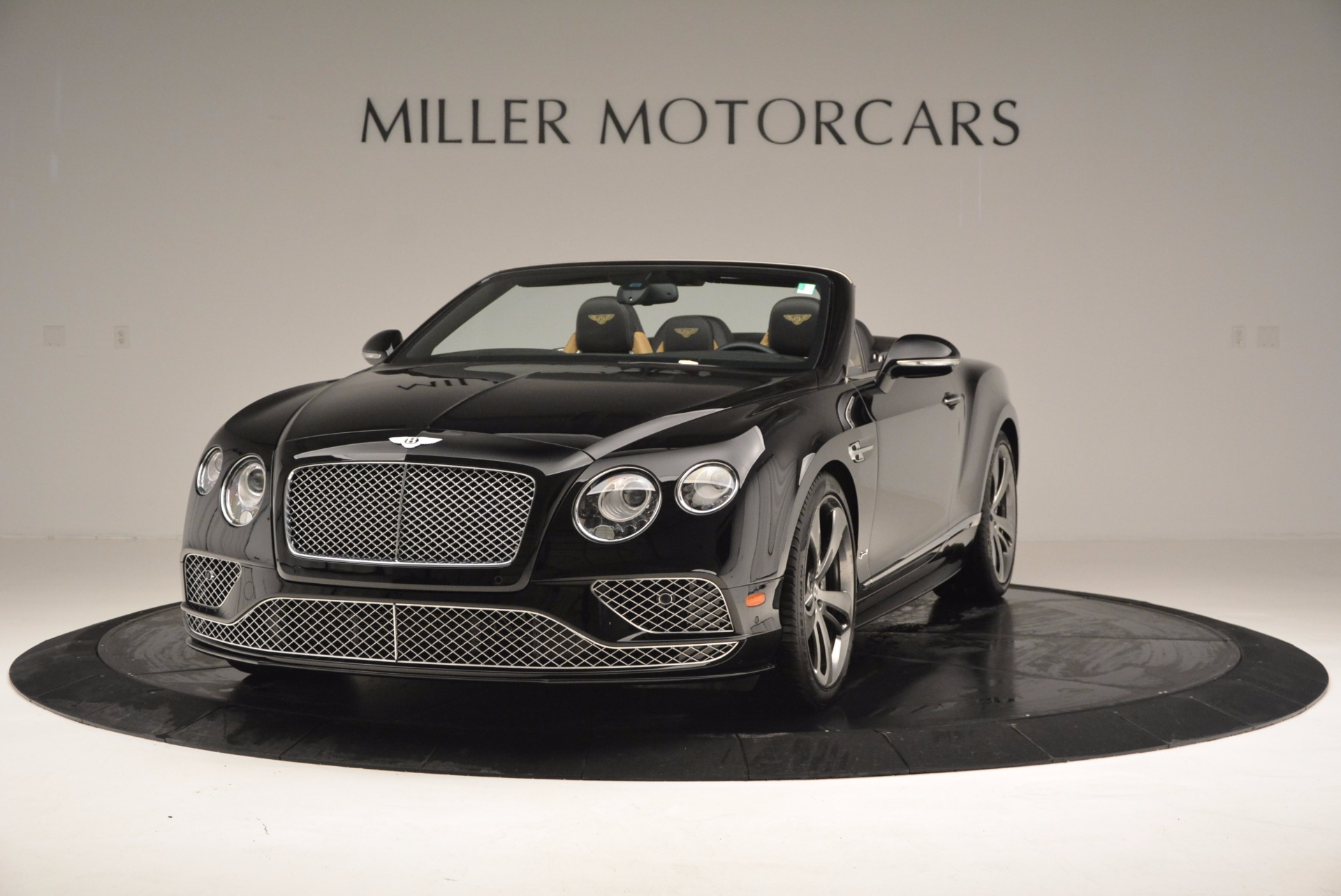 Used 2016 Bentley Continental GT Speed Convertible for sale Sold at Bentley Greenwich in Greenwich CT 06830 1