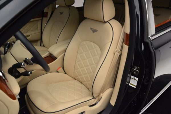 Used 2016 Bentley Mulsanne for sale Sold at Bentley Greenwich in Greenwich CT 06830 18