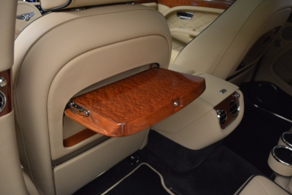 Used 2016 Bentley Mulsanne for sale Sold at Bentley Greenwich in Greenwich CT 06830 23