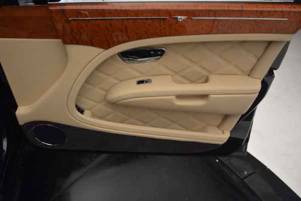 Used 2016 Bentley Mulsanne for sale Sold at Bentley Greenwich in Greenwich CT 06830 28