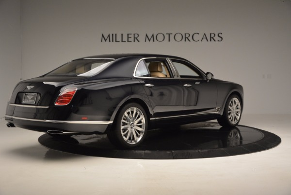 Used 2016 Bentley Mulsanne for sale Sold at Bentley Greenwich in Greenwich CT 06830 6