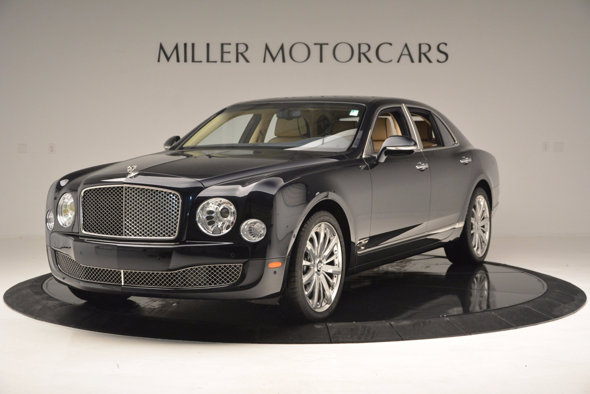 Used 2016 Bentley Mulsanne for sale Sold at Bentley Greenwich in Greenwich CT 06830 1