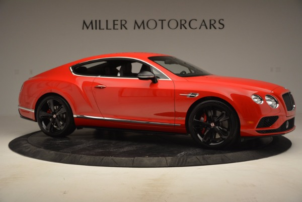 Used 2016 Bentley Continental GT V8 S for sale Sold at Bentley Greenwich in Greenwich CT 06830 10
