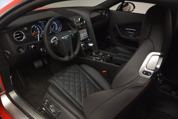 Used 2016 Bentley Continental GT V8 S for sale Sold at Bentley Greenwich in Greenwich CT 06830 19
