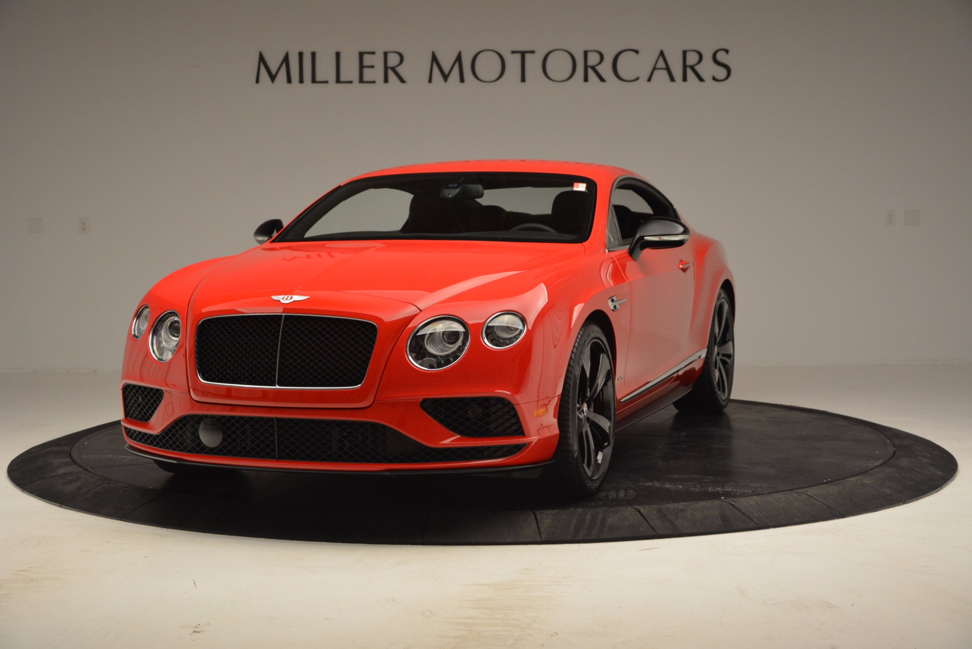 Used 2016 Bentley Continental GT V8 S for sale Sold at Bentley Greenwich in Greenwich CT 06830 1