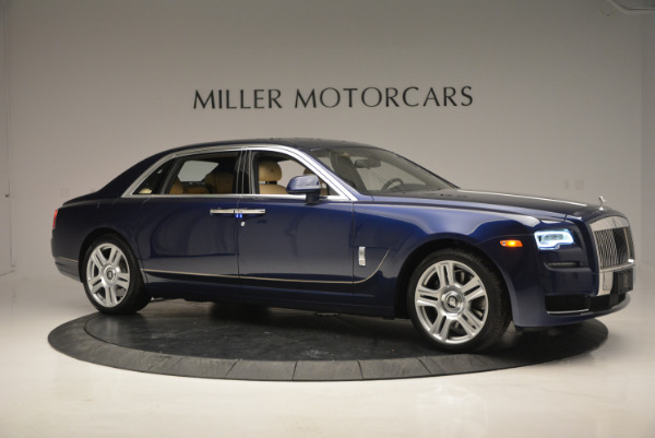 Used 2016 Rolls-Royce Ghost EWB for sale Sold at Bentley Greenwich in Greenwich CT 06830 10