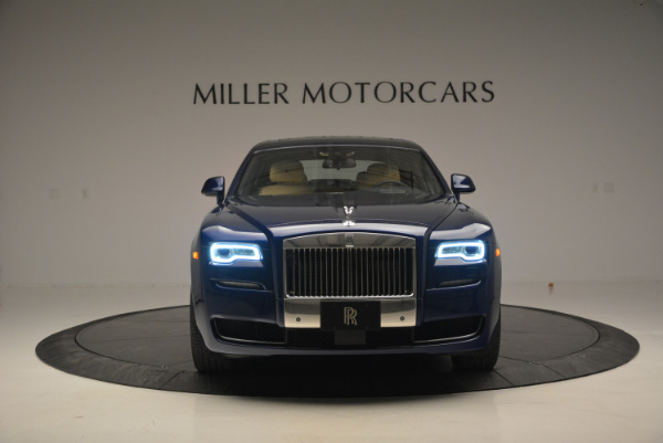 Used 2016 Rolls-Royce Ghost EWB for sale Sold at Bentley Greenwich in Greenwich CT 06830 12
