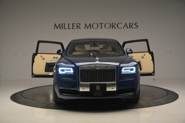 Used 2016 Rolls-Royce Ghost EWB for sale Sold at Bentley Greenwich in Greenwich CT 06830 13