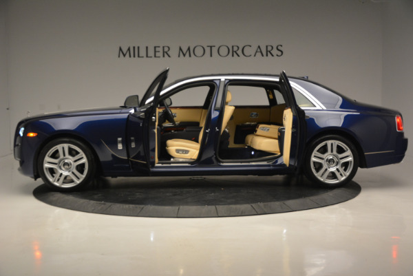 Used 2016 Rolls-Royce Ghost EWB for sale Sold at Bentley Greenwich in Greenwich CT 06830 14
