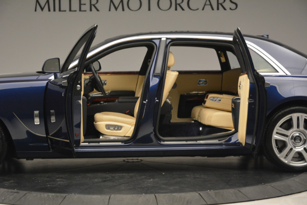 Used 2016 Rolls-Royce Ghost EWB for sale Sold at Bentley Greenwich in Greenwich CT 06830 15